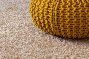 Clean carpet floor